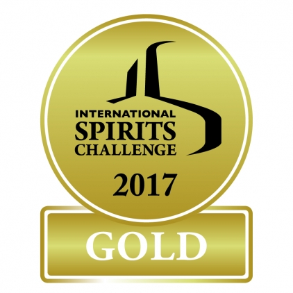 International Spirits Challenge, 2017 - Gold