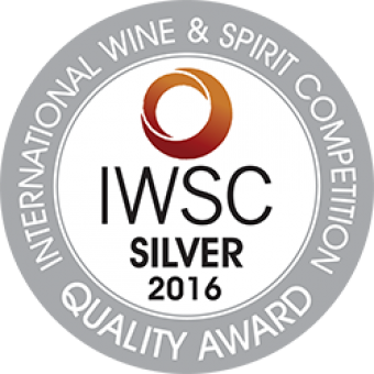 International Wine & Spirits Competition, 2016 - Silver